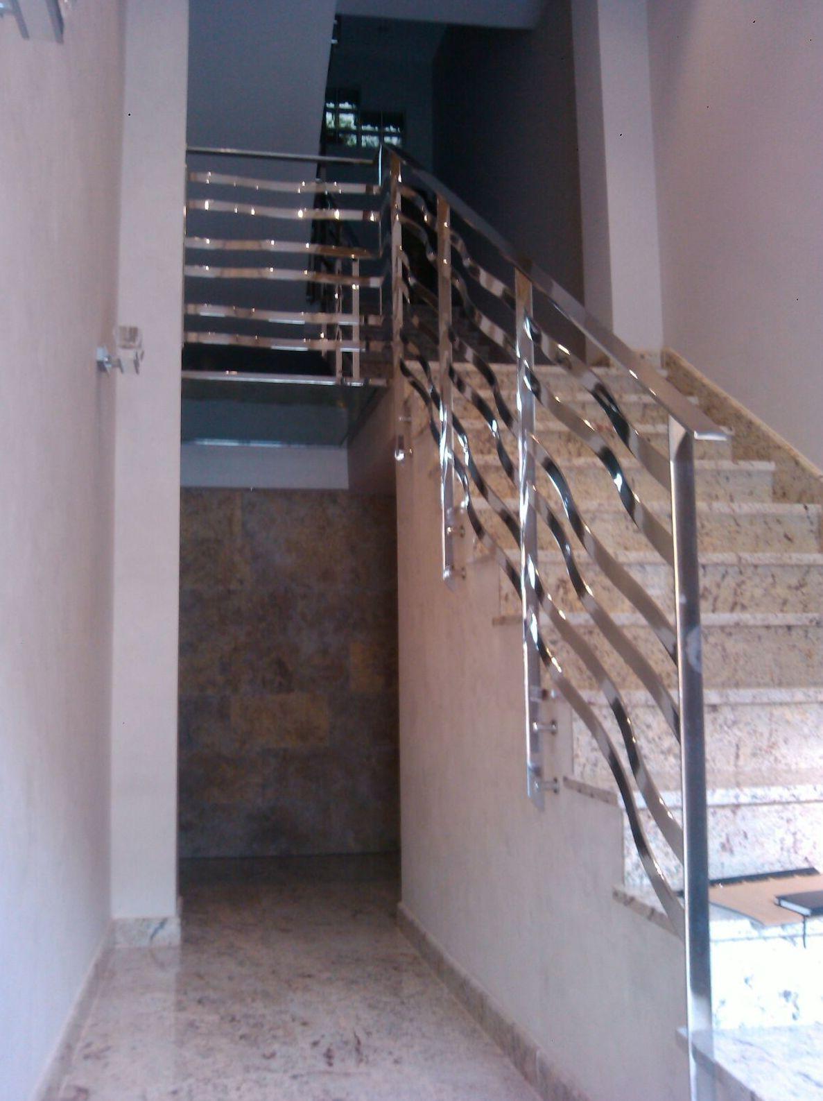 Pasamanos - escaleras